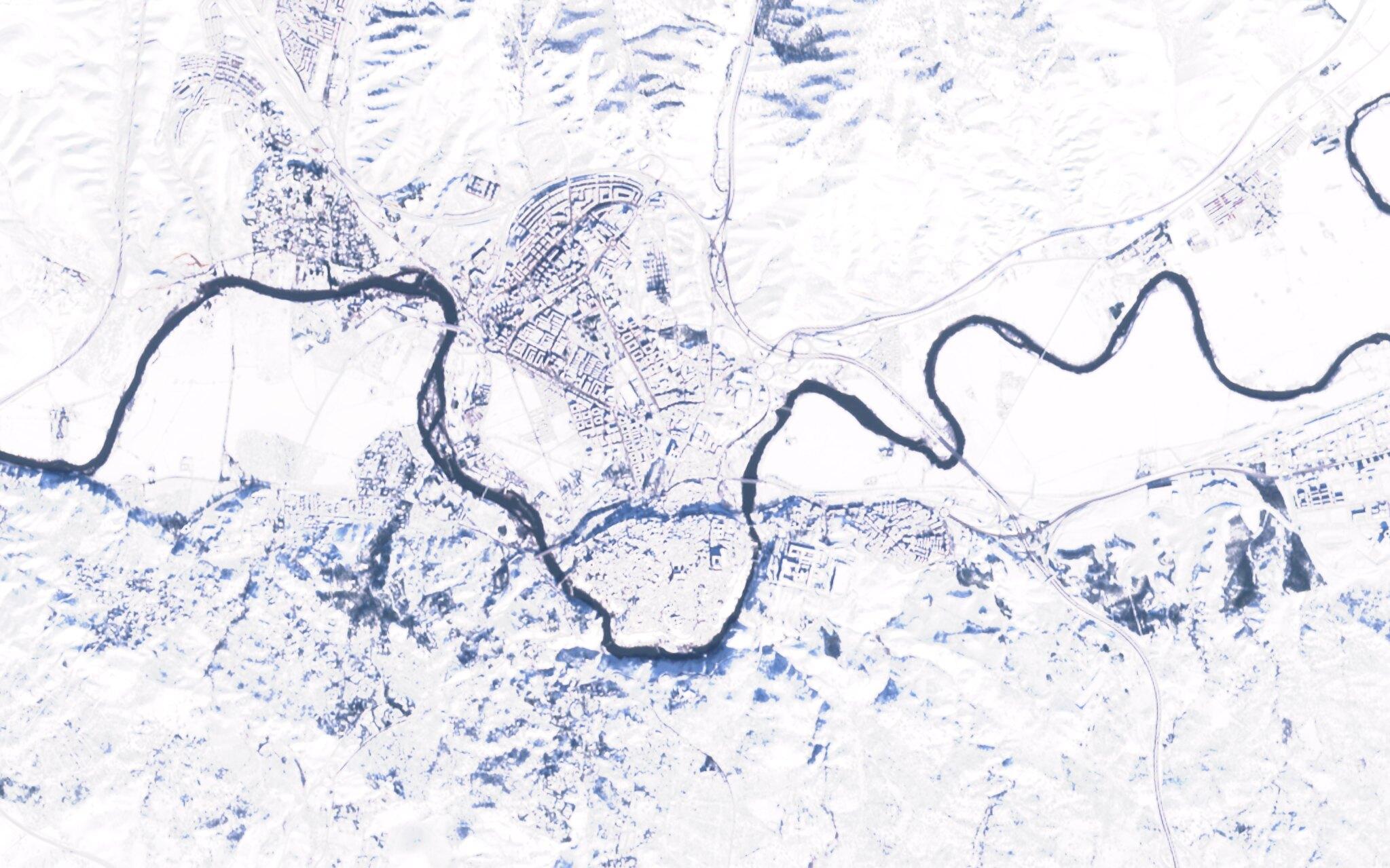 Toledo y Filomena, 11-01-2021