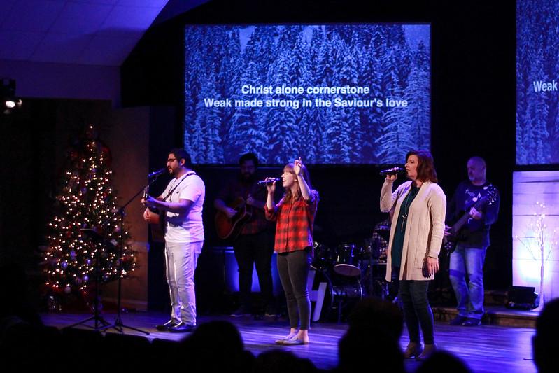 Christmas at Hope Church, Danville