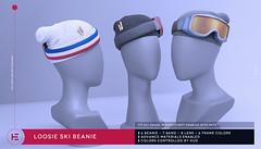 HEVO - Loosie Ski Beanie
