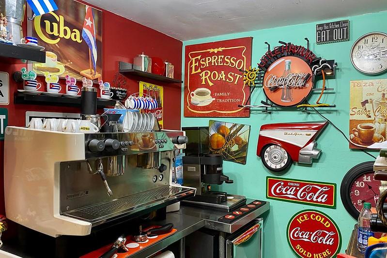 Afternoon Buzz #butfirstcoffee #cubancoffee #littlehavana