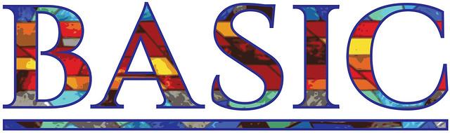 BASIC Horizontal Mosaic