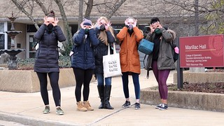 Eye on UMSL: Through the looking glasses: January 11, 2021