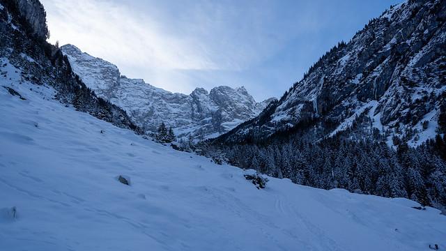 Brunnital: winter wonder