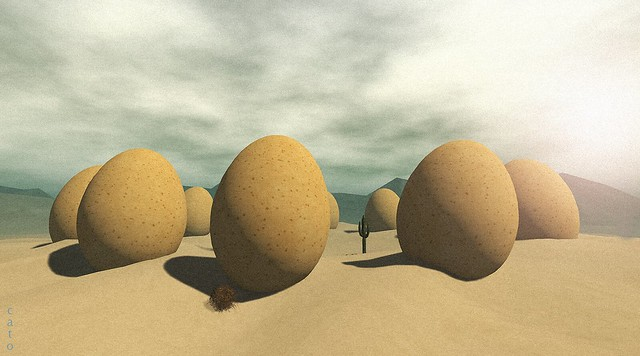 The Valley of Pondering Eggs - IV - Blogpost