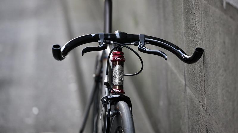 Steel Era Single Speed BikeBuilt by Above Bike Store