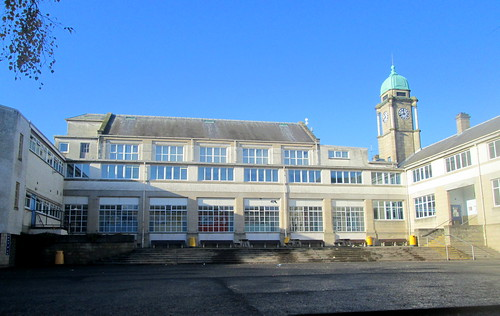 Perth Academy Building