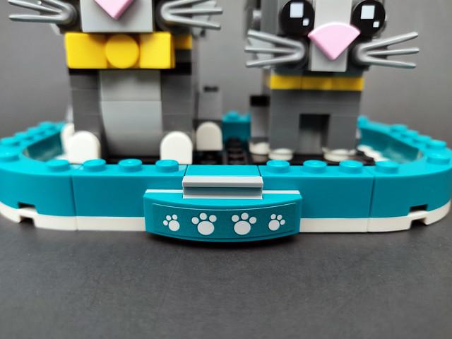 LEGO BrickHeadz Shorthair Cats (40441)