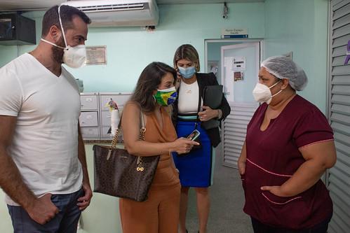 11.01.21 Visita técnica do MInistério da Saúde nas UBS