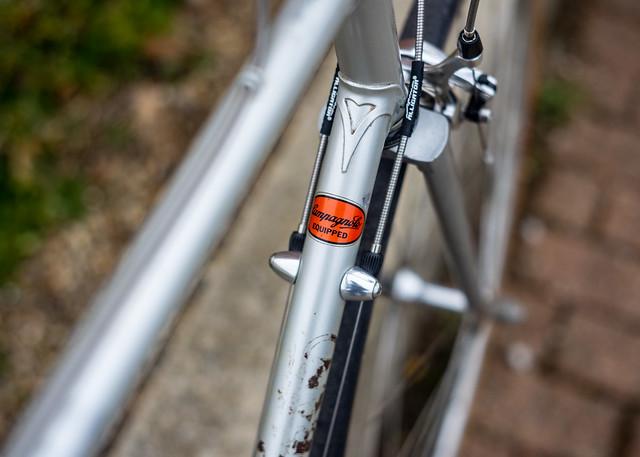 Barry Hoban Bicycle