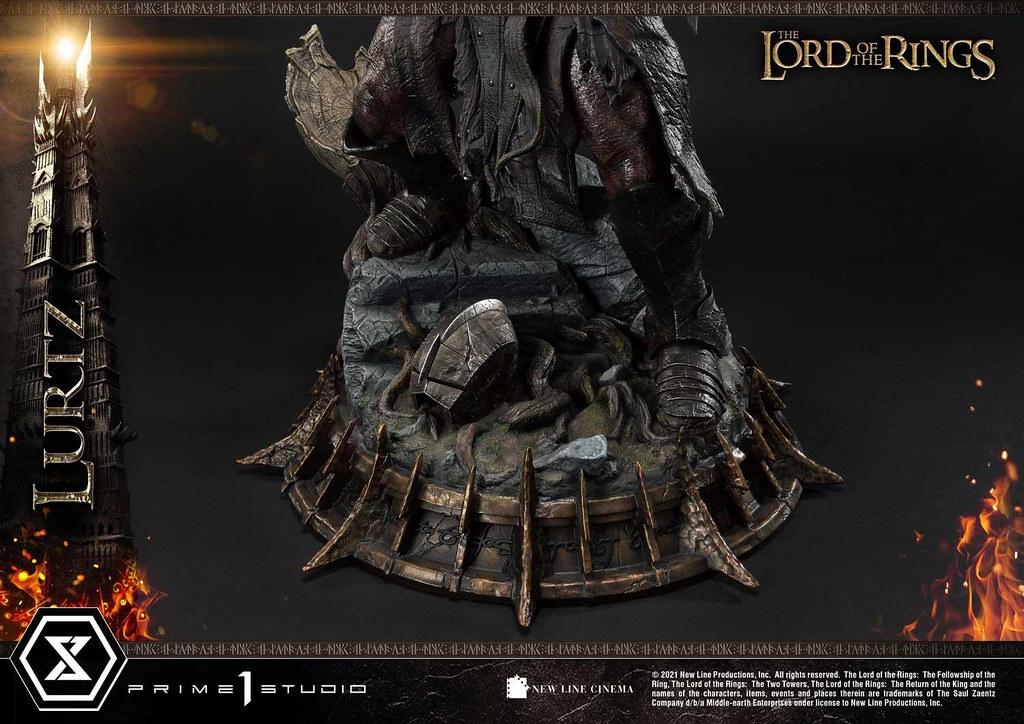 Prime 1 Studio《魔戒現身》強獸人「盧茲」1/4比例全身雕像 普通版/EX版