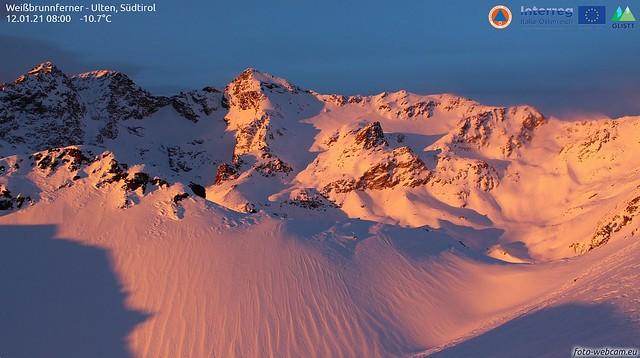 Morgensonne Südtirol 002