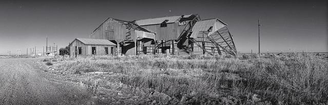 Kodak Panoram 1 West Texas Structure