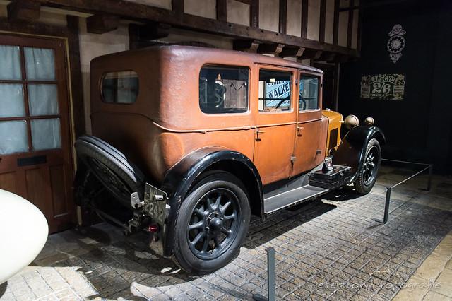 Rover 16/50 HP Saloon - 1927