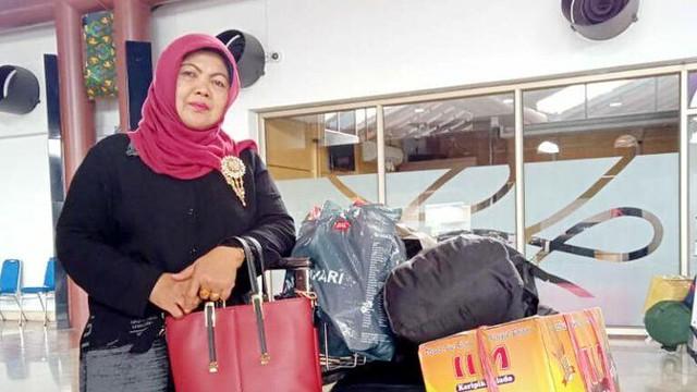 Keluarga Ini Terselamat Dari Menaiki Pesawat Sriwijaya Sebelum Terhempas