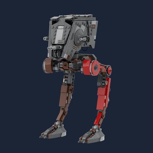 AT-ST Raider MOC