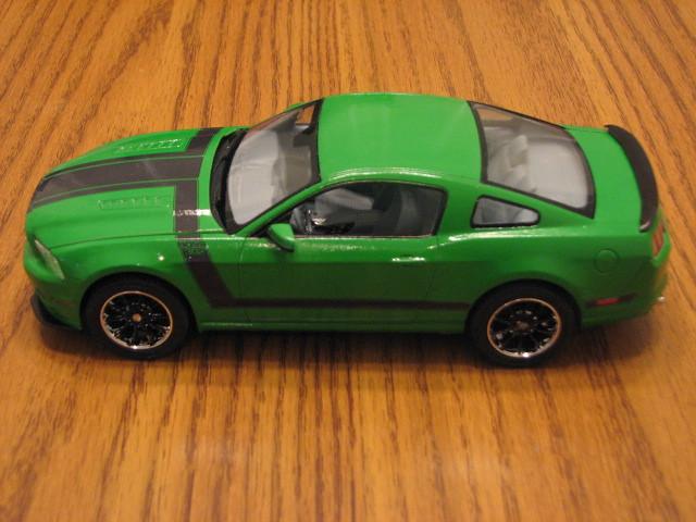 2013 Boss 302 Mustang Left Side