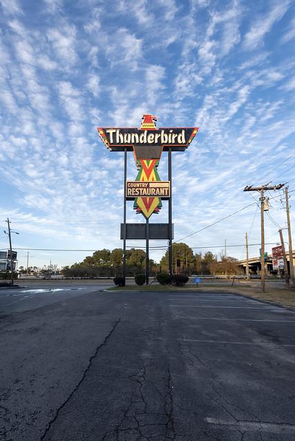 Thunderbird Motor Inn, Florence, SC