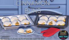 Junk Food - Cinnamon Bun Ad
