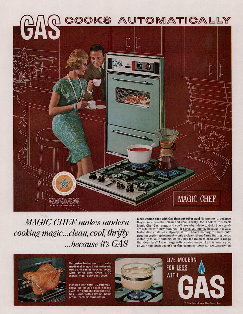 Magic Chef 1963