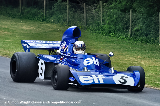 Tyrrell Ford 005 1973