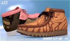 [ Versov // ] DERBYOV sneakers available at ACCESS