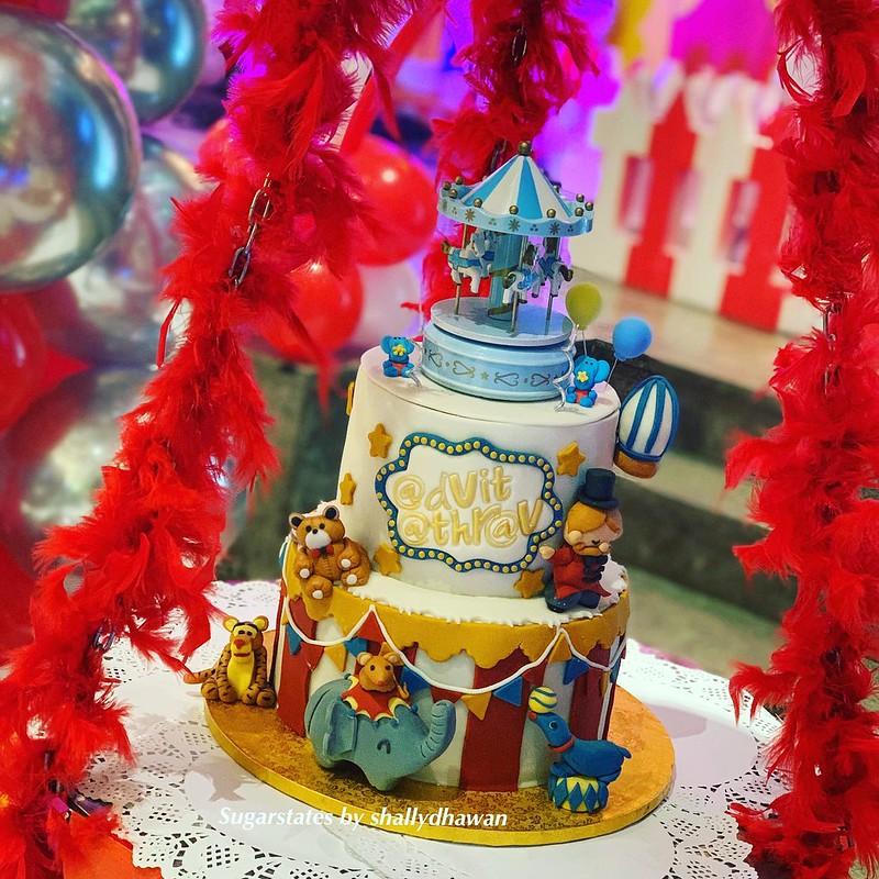 Cake by Sugar States