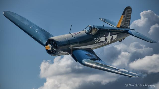 1945 Goodyear FG1D Corsair N700G