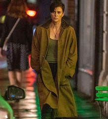 THE OLD GUARD CHARLIZE THERON COAT