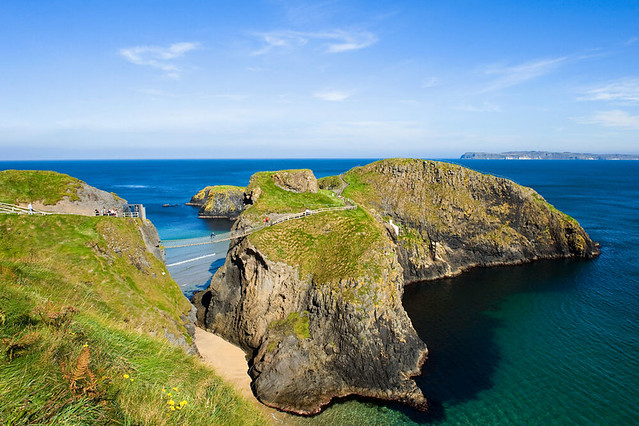Carrick a rede - Irlanda del Norte