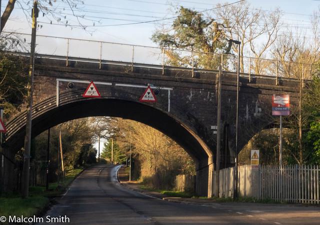 Crews Hill Bridge