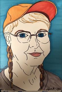 Pieps54 for Julia Kay's Portrait Party
