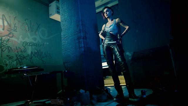 Judy - Cyberpunk 2077