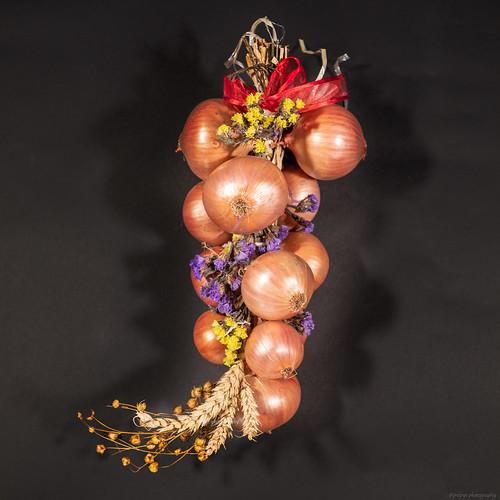 Oignon de Roscoff AOP -3D0A8647