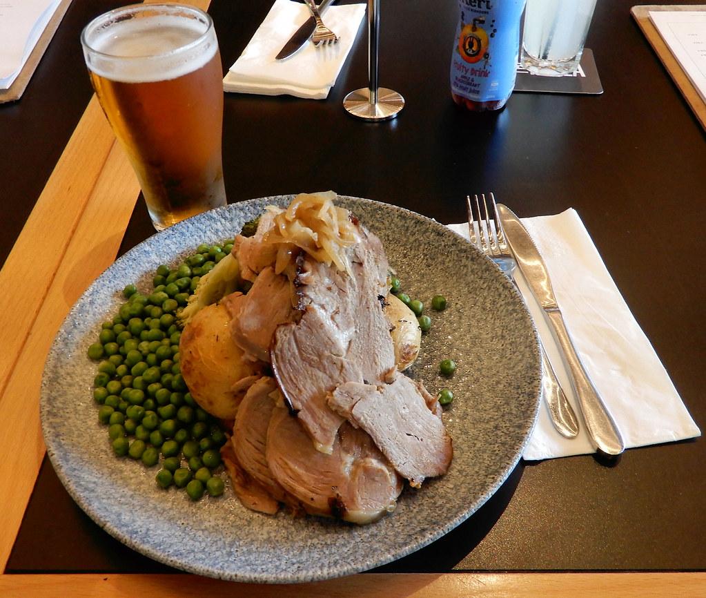 Roast Pork, Wentys, Wentworthville, NSW.