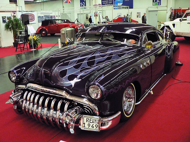 Buick Super Sedanet Lowrider 1949 (1060548)