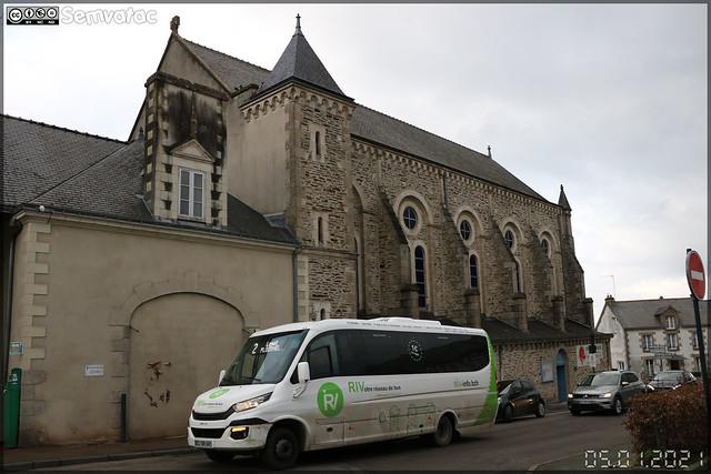 Ferqui Sunrise – Maury Transports (Groupe Fast, Financière Atlantique de Services et de Transports) / RIV (Réseau Intercommunal de Voyage)