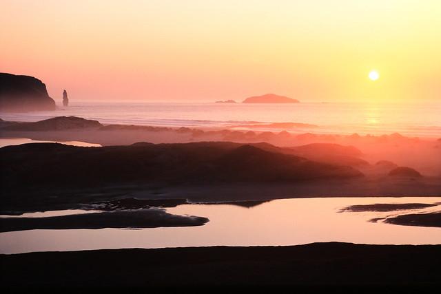 Sandwood Sunset