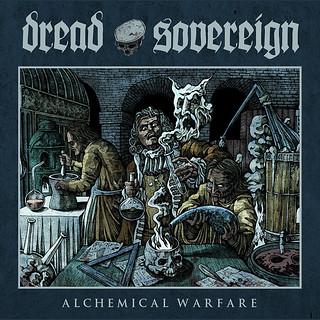 Album Review: Dread Sovereign - Alchemical Warfare