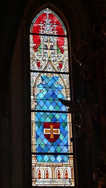 St. Lorenzen, Wehrkirche   /   Fortified church