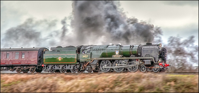 Remembering The Lure Of Steam