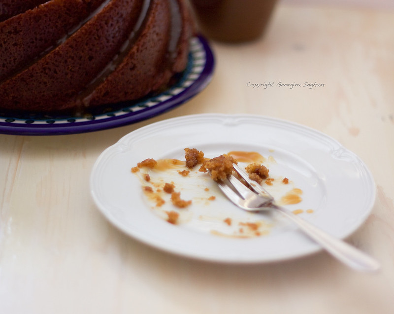 Spiced Honey Bundt