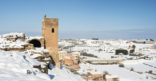 2021-01-12_01-07-04XIII century stronghold watching the snowy landscape