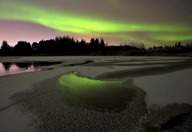 Northern Lights 11.1.2021 #1