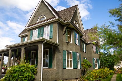 O'Keefe Mansion