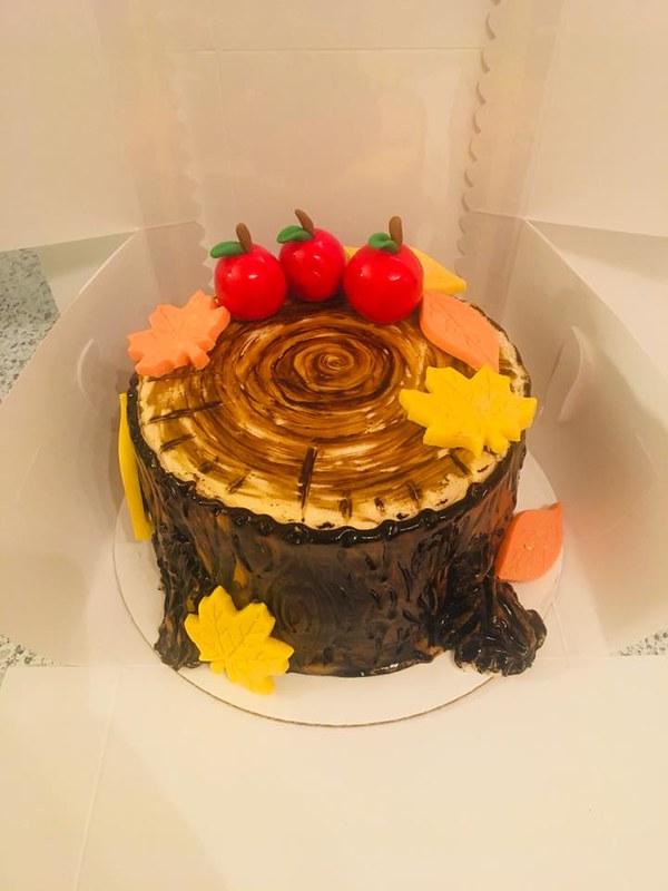 Cake by Haleybeth's Bakery