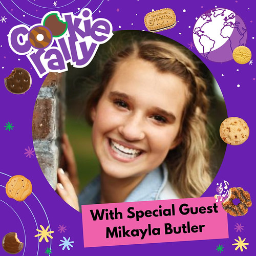 USAGSO's Cookie Rally Special Guest: Mikayla Butler