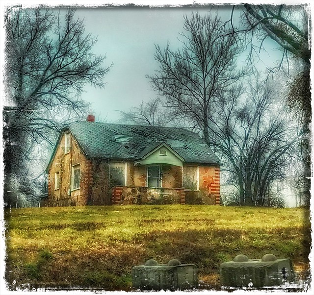 That little rock house....