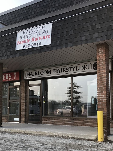Hairloom Hairstyling, Burlington