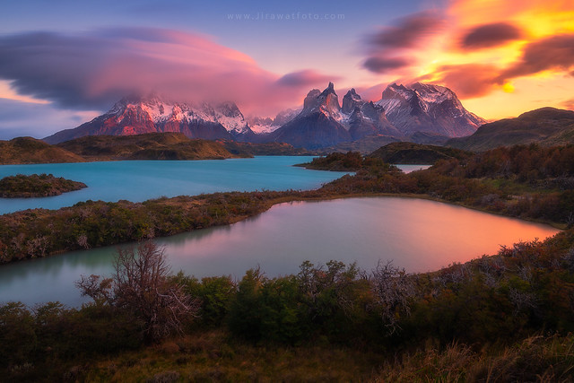 Good morning Torres del Paine