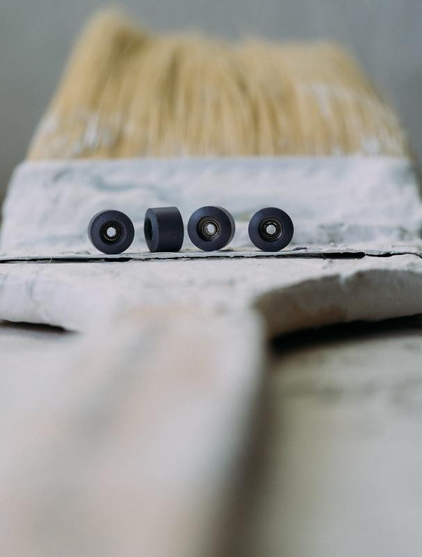 Darkwood Fingerboards - 90th dark grey